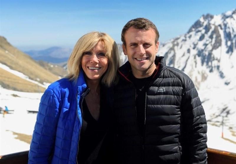 5 واقعیت درباره همسر رئیس جمهور احتمالی فرانسه + عکس