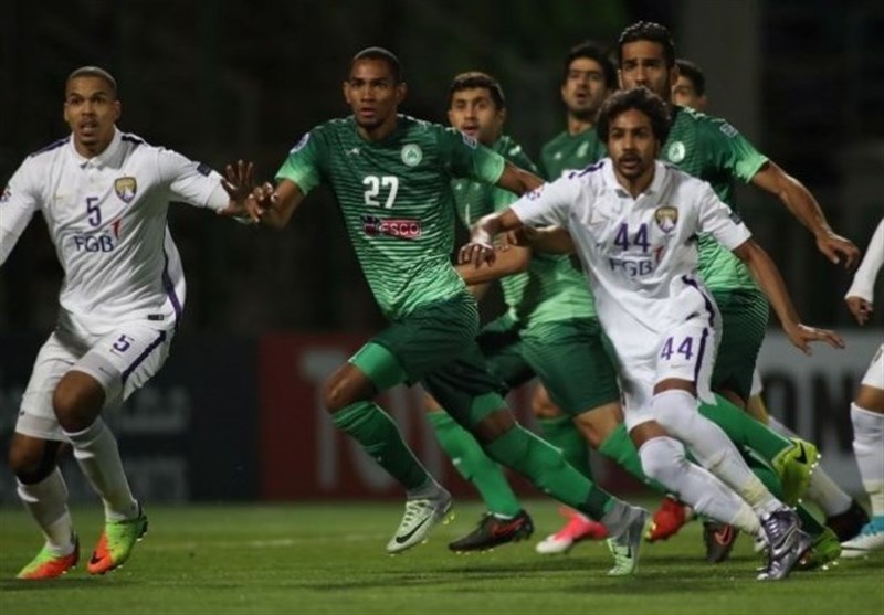 ACL Matchday 5: Iran's Zob Ahan Beaten by UAE's Al Ain