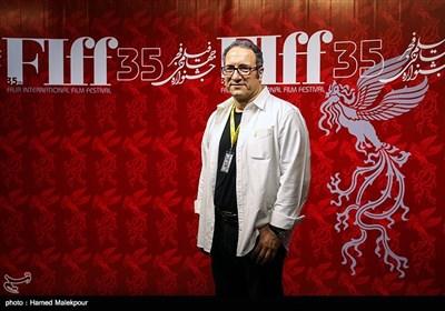 سیدرضا میرکریمی دبیر سی و پنجمین جشنواره جهانی فیلم فجر