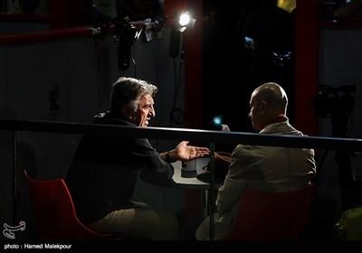 رضا کیانیان در چهارمین روز سی و پنجمین جشنواره جهانی فیلم فجر