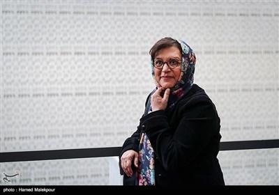 رویا تیموریان در چهارمین روز سی و پنجمین جشنواره جهانی فیلم فجر