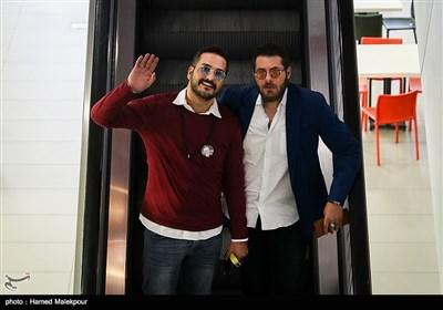میلاد کیمرام در چهارمین روز سی و پنجمین جشنواره جهانی فیلم فجر
