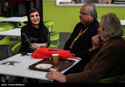 ماهچهره خلیلی در چهارمین روز سی و پنجمین جشنواره جهانی فیلم فجر