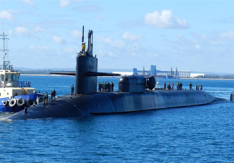 US Nuclear Submarine Headed to South Korea, US Defense Official Says