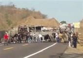 Kenya Bus, Tanker Crash Kills 24: Police