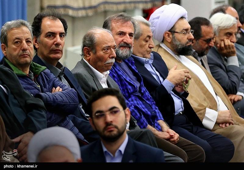 Photos: Leader Receives Officials, Islamic States Envoys
