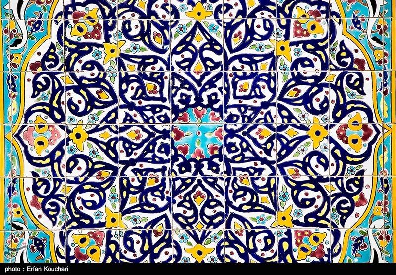 Muavenulmul Takkası, Çini ve Seramik Süsleme Sanatı Şaheseri