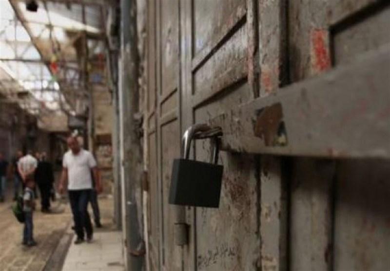 Genel Grev Bütün Filistin'e Yayıldı