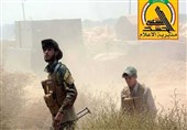 عراق|انفجار بمب در حمرین؛ شهادت 2 نیروی حشد شعبی