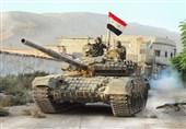 ارتشهای عراق و سوریه به هم رسیدند/آزادسازی شهرک «الکرادی» در جنوب «الرقه»+تصاویر
