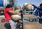 قوی ترین مردان اردبیل
