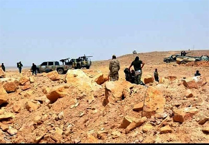 Palmira-Şam Karayolunun Tamamen Kurtarıldı