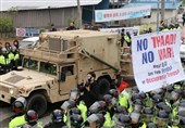 US Moves THAAD Anti-Missile to South Korean Site, Sparking Protests