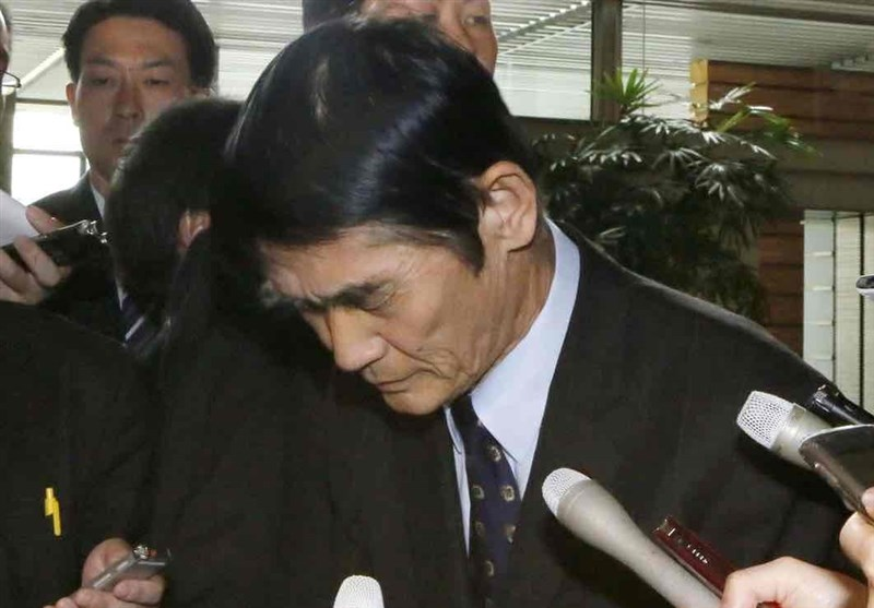Japan Minister Quits over Remarks about 2011 Tsunami