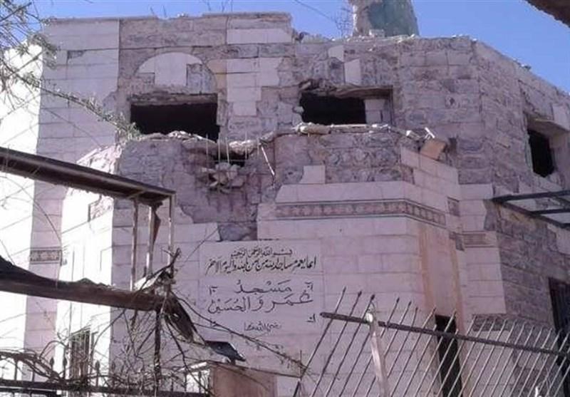 شام میں امریکی اتحادی افواج کا حملہ، 100 سے زائد افراد ہلاک