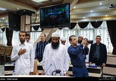 ایران میں عالم اسلام کے نابینا قاری اور حفاظ قرآن کریم کی حوصلہ افزائی