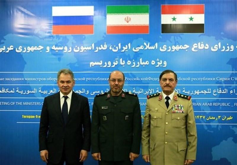 Iran, Russia, Syria Urge Closer Cooperation in Counter-Terrorism