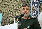 العمید حاجی زادة: اسقاط الطائرة الأمریکیة المسیرة أثبت قوة ایران فی المنطقة والعالم