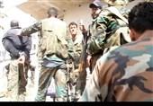 عملیات ارتش سوریه در القابون