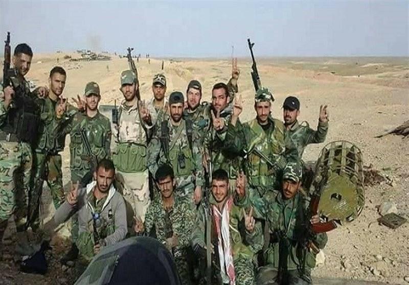 Teröristler Arasında Çatışmalar Devam Ederken Suriye Ordusu İlerlemeye Devam Ediyor