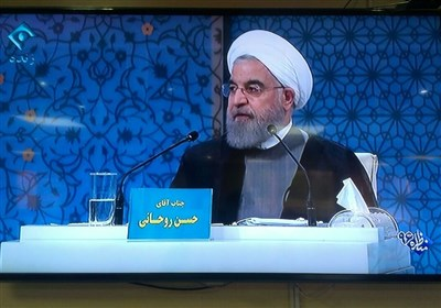 روحانی: با امید میتوانیم از مشکلات عبور کنیم