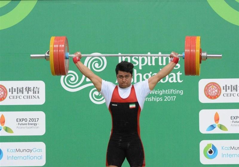 Islamic Solidarity Games: Iran's Weightlifter Mousavi Bags Gold