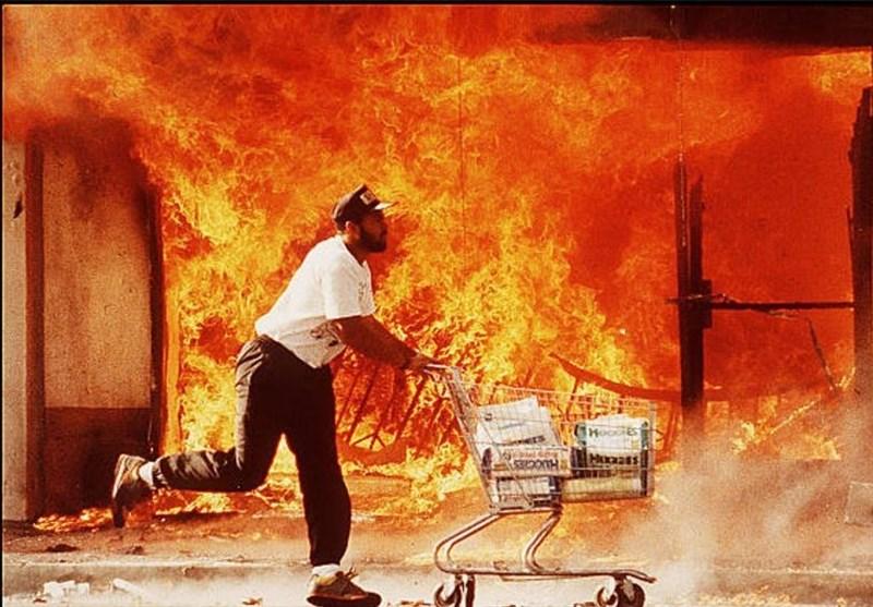 شورش لس آنجلس 8