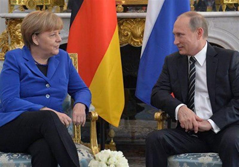 Putin, Merkel Discuss Iran, Call US Sanctions Pressure 'Pointless'