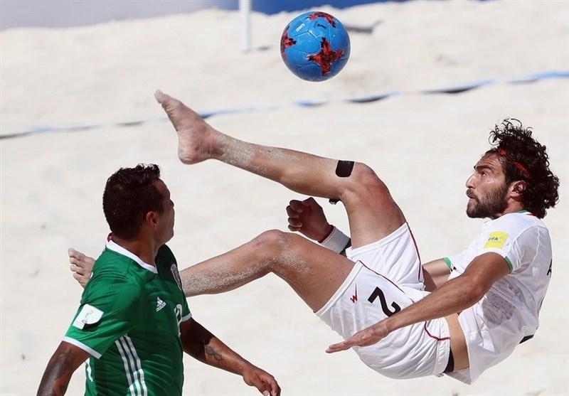 گلهای 2 ایرانی در جمع نامزدهای عنوان برترین گل فوتبال ساحلی جهان