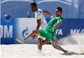 عبداللهی: ثابت میکنیم که ایران یکی از 4 تیم برتر فوتبال ساحلی دنیاست