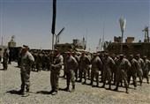 استقرار یگان توپخانهای تفنگداران آمریکا در سوریه