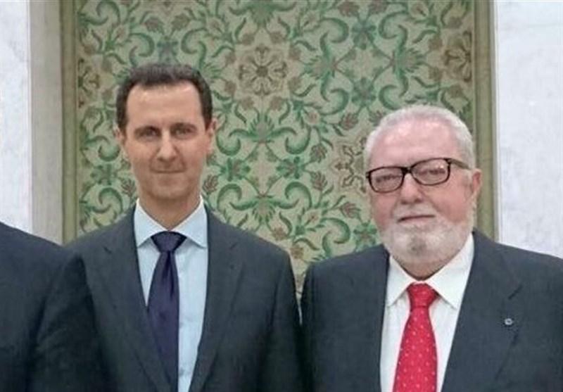 یورپی کونسل کے سینیئر عہدیدار کی اسد سے ملاقات کے بعد عہدے سے برطرفی