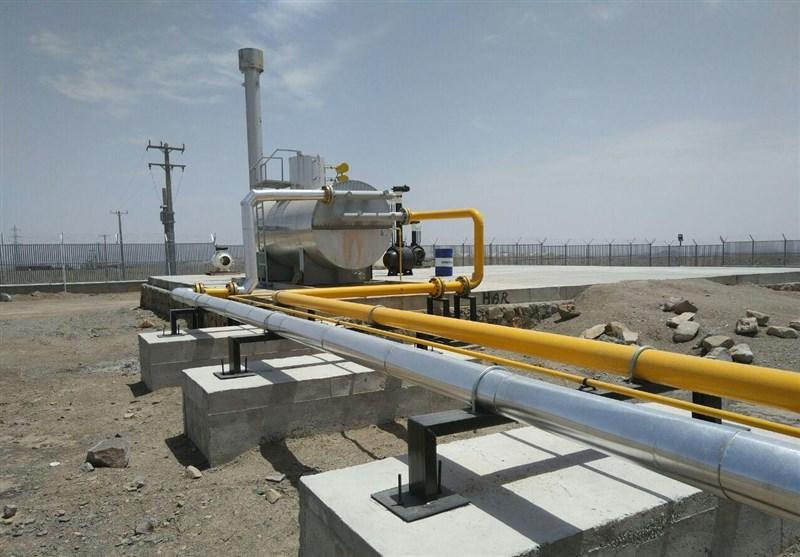 پروژه گازرسانی به زاهدان