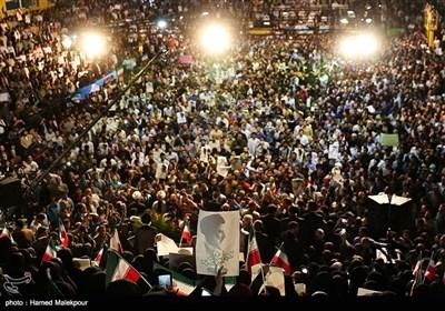 اولین همایش حامیان سیدابراهیم رئیسی در تهران - ۱