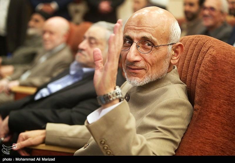 همایش حامیان سید مصطفی آقامیرسلیم در تهران