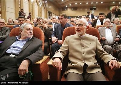 مؤتمر لمناصری المرشح الرئاسی میرسلیم فی العاصمة طهران