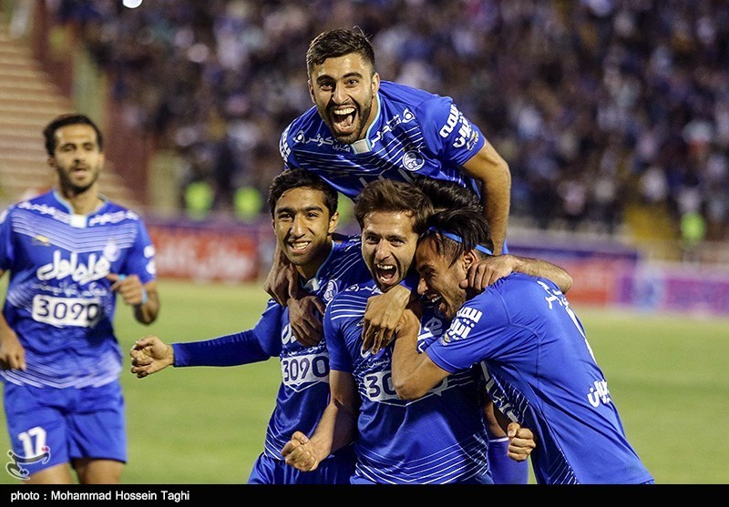 IPL: Esteghlal Overtakes Tractor Sazi at Second Place
