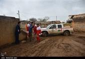 امدادرسانی هلالاحمر به 845 حادثهدیده سیل گلستان/ادامه تلاشها برای یافتن مفقودان سیل