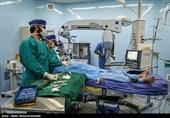 بزرگترین بیمارستان صحرایی امام حسین (ع) در سرپلذهاب برپا شد