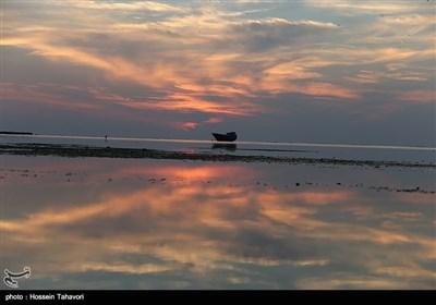 جزیرة کیش - الخلیج الفارسی