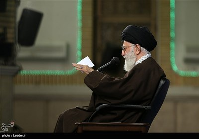 Iranian Laborers Meet Ayatollah Khamenei