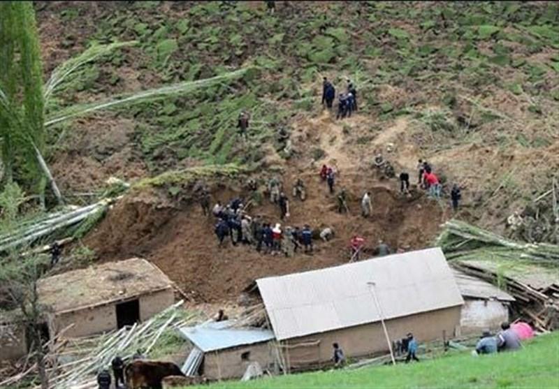 کرغستان: مٹی کا تودہ گرنے سے 24 افراد ہلاک