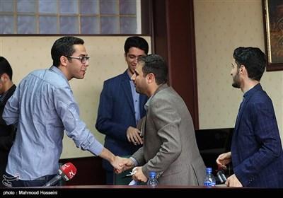 مناظره نماینده ستاد های جوانان کاندیداهای ریاست جمهوری در خبرگزاری تسنیم