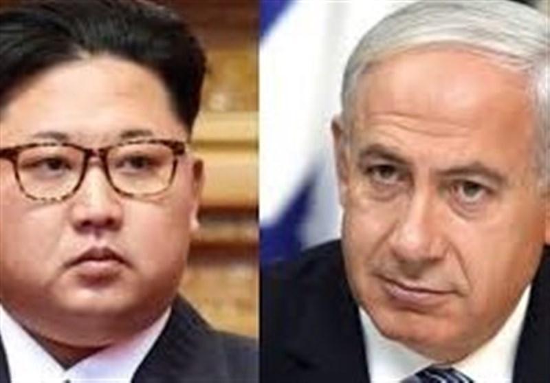 شمالی کوریا اور اسرائیل
