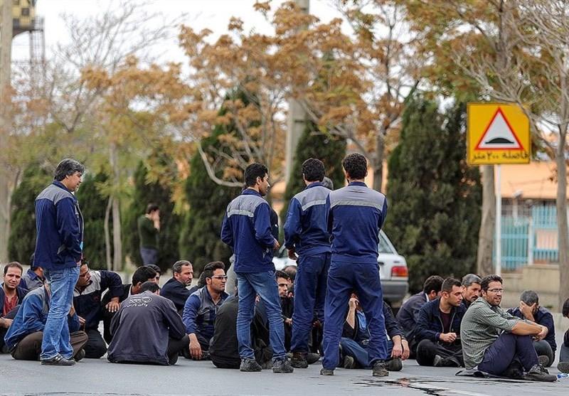 """دومینوی تعطیلی کارخانهها به """"مشهدنخ"""" رسید؛ بیکاری ۳۰۰ کارگر از امروز/ باز هم پای چینیها در میان است"""