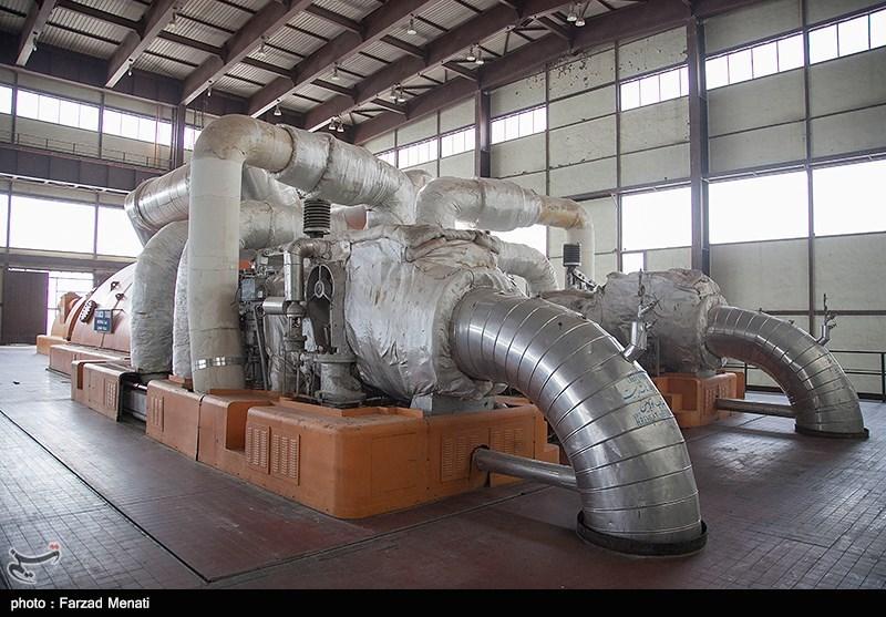 بهرهبرداری از واحد بخار نیروگاه سیکل ترکیبی گوهران در هفته جاری