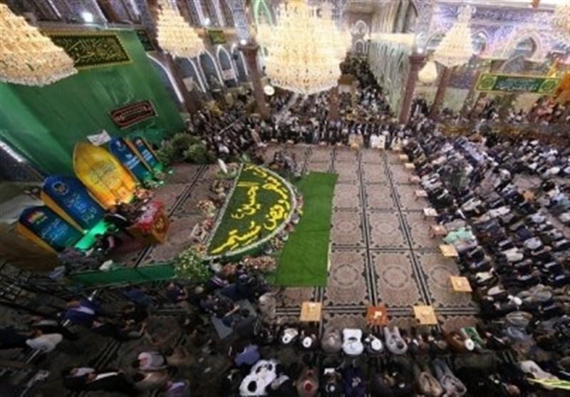 مهرجان ربیع الشهادة ینطلق بمشارکة عشرات الدول فی کربلاء المقدسة