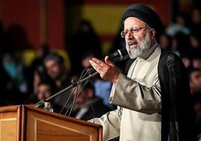 حجتالاسلام رئیسی در برنامه با دوربین شبکه یک سیما