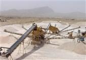 6 میلیون تن انواع مواد معدنی در استان بوشهر استخراج شد