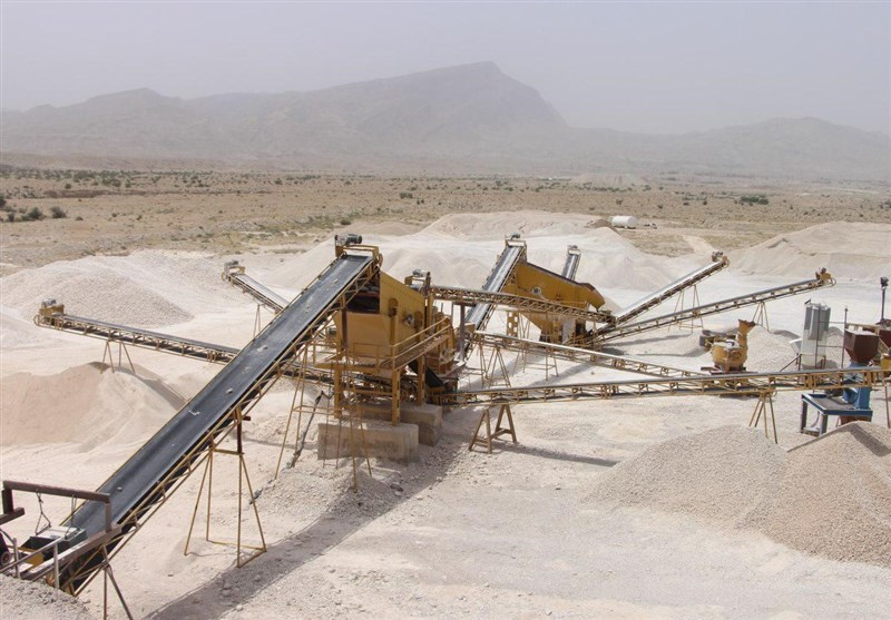 بوشهر| پایانه صادراتی مواد معدنی در بندر دیر راهاندازی شد